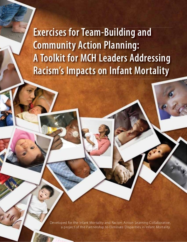 Exercises for Team-Building and Community Action Planning: A Toolkit for MCH Leaders Addressing Racism's Impacts on Infant...