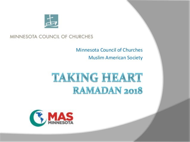 Minnesota Council of Churches Muslim American Society