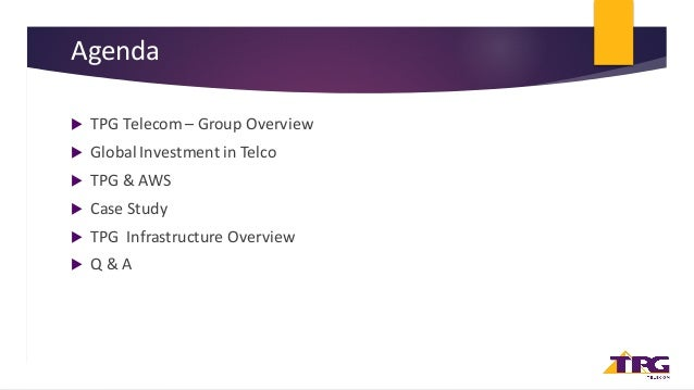 Taking Speed out of the Equation - Session Sponsored by TPG Telecom Slide 2