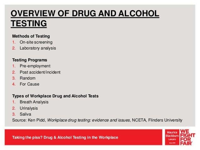 how to drug test swabs work