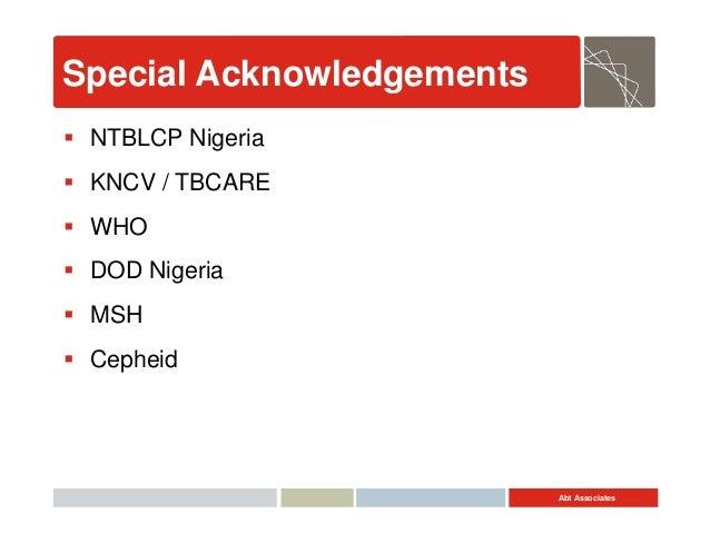 Faster Response to MDR-TB through GxAlert Slide 2