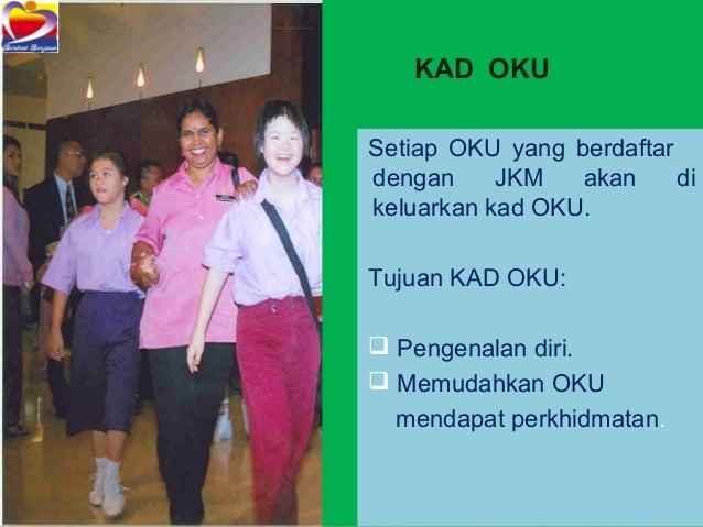 Taklimat Pendaftaran Oku