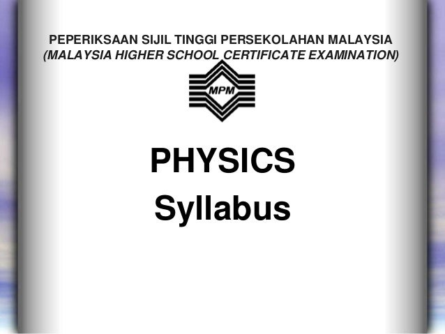 physics stpm Here i get for you all physics stpm past year questions since it is kind of hard to get those materials on the market (although it is available in store now,.