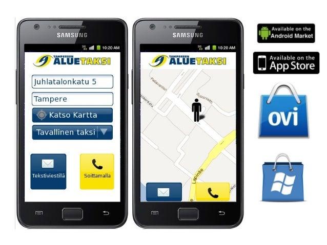 Taksi Tampere Tekstiviesti