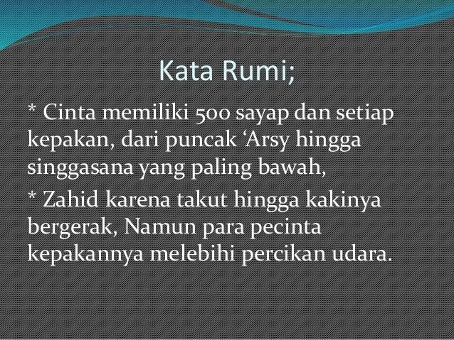 Kata  Kata  Cinta  Sufi