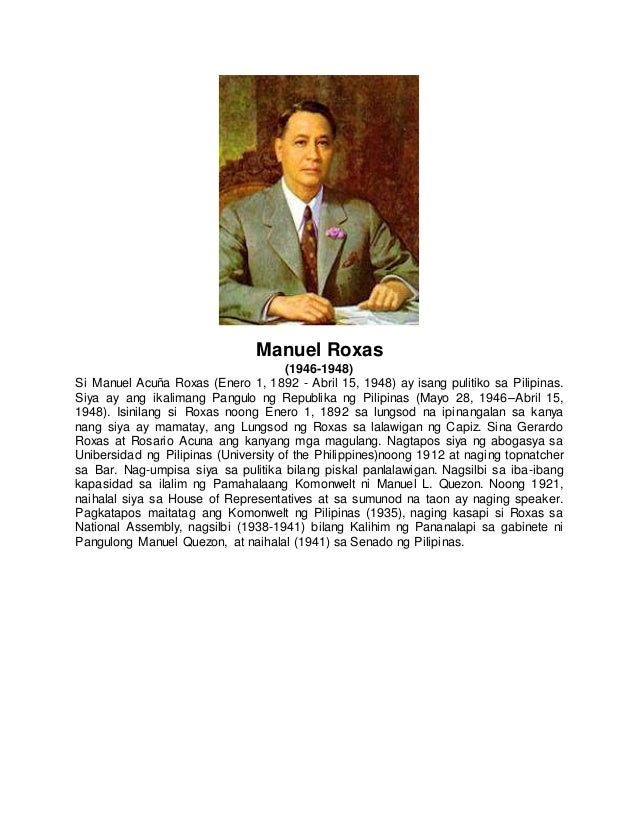 tula ni manuel quezon Manuel l quezon was a filipino statesman, soldier, and politician who served  as president of  portrayed by arnold reyes in the musical mlq: ang buhay ni  manuel luis quezon (2015) portrayed by benjamin alves in the film, heneral.