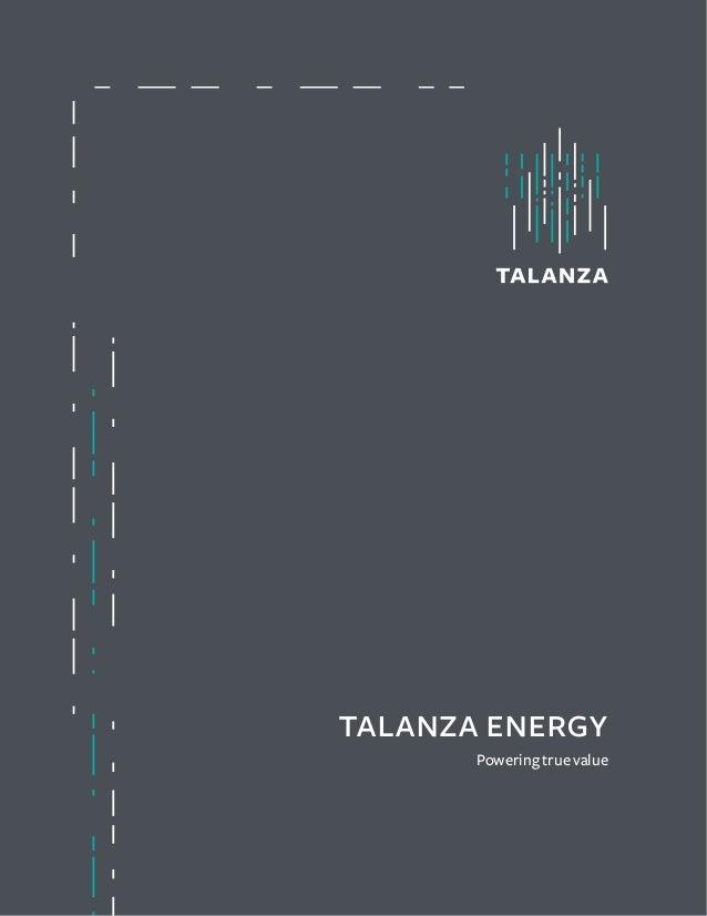 talanza energy Powering true value