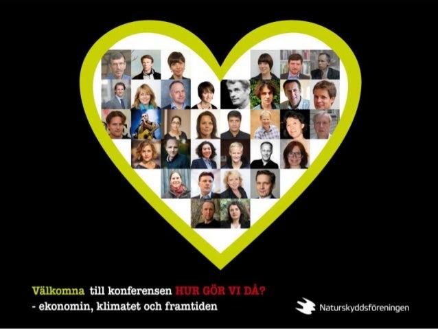 Talarbilder hostkonferens 2012