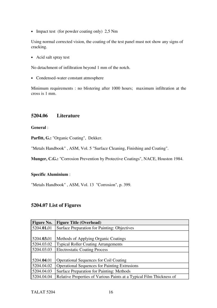 Talat lecture 5204 organic coating of aluminium talat 5204 15 16 spiritdancerdesigns Images