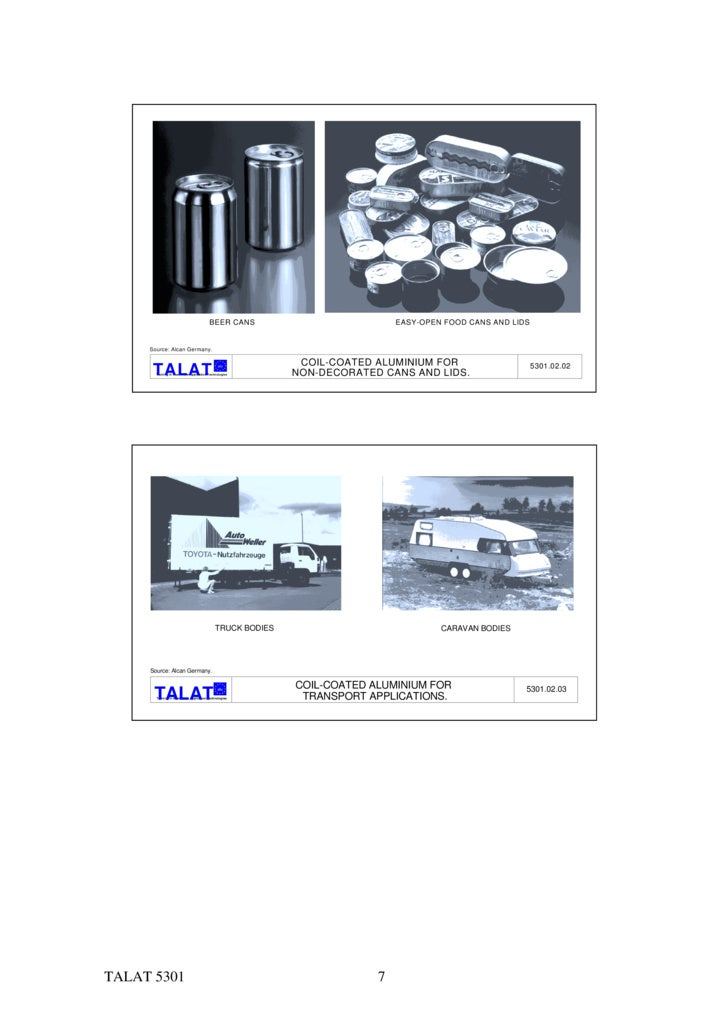 Talat Lecture 5301 The Surface Treatment And Coil Coating