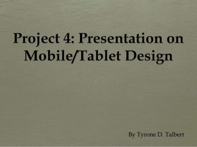 Success requires a new formula for mobile web design