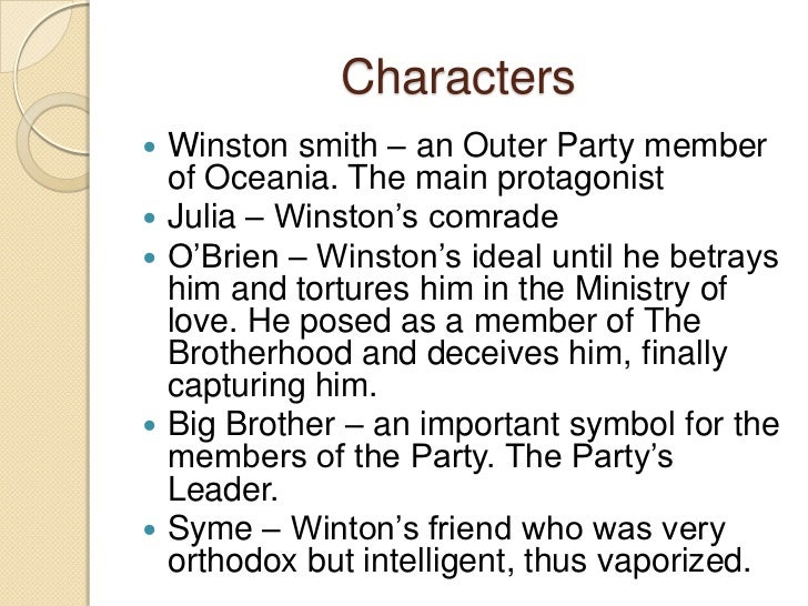 Warm ups with Winston          by George Orwell