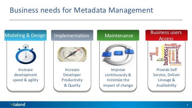 Talend Metadata Bridge