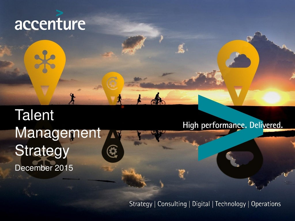 Accenture's Talent Management Strategy for Workday