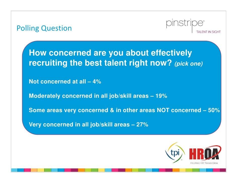 HR Recruitment Issues