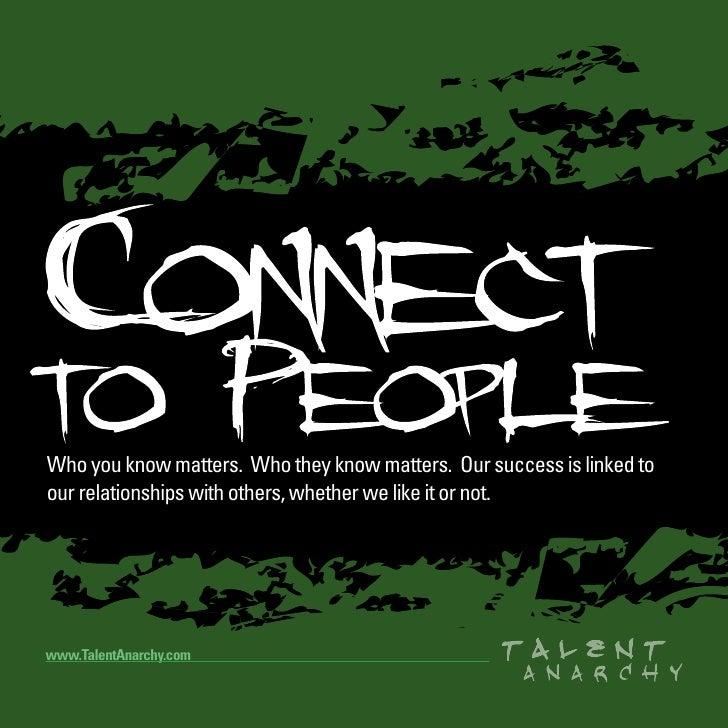 Talent Anarchist's Manifesto Slide 3