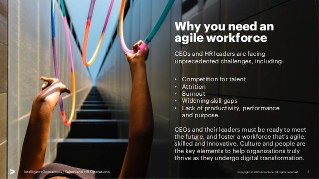 Intelligent Talent & HR Operations | SlideShare | Accenture Slide 2