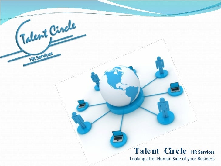 Talent Circle  HR Services Looking after Human Side of your Business
