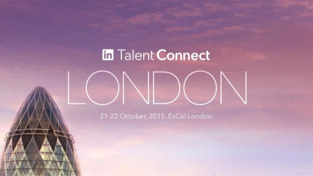 For you on the stage today: Bridget Gisby Director, EMEA HR Business Partnering LinkedIn Moderator Panelists Mo Karim Tran...