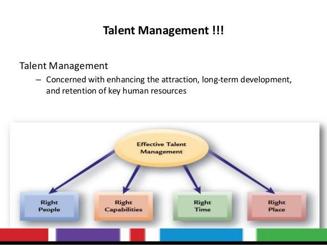 talent management examples