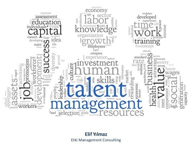 Elif Yılmaz Etki Management Consulting