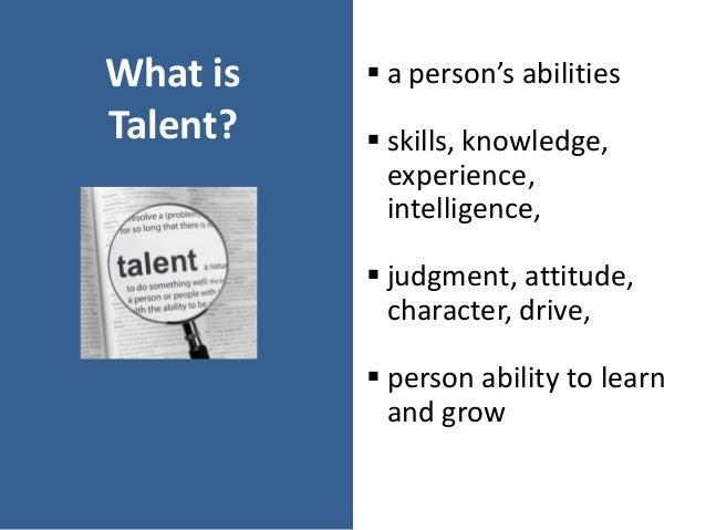 Talent Management Slide 3
