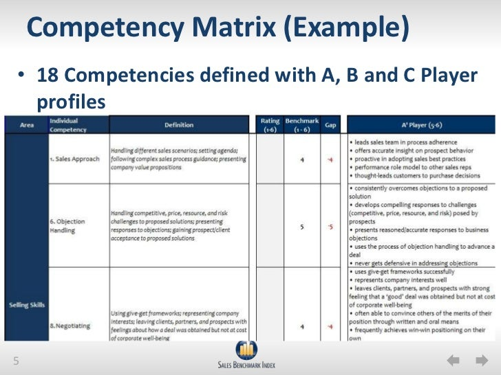 Case study: MAPPING ORGANIZATION COMPETENCIES Corporate ...