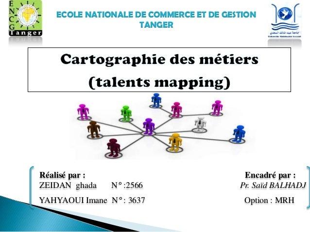 expos u00e9 cartographie des comp u00e9tences