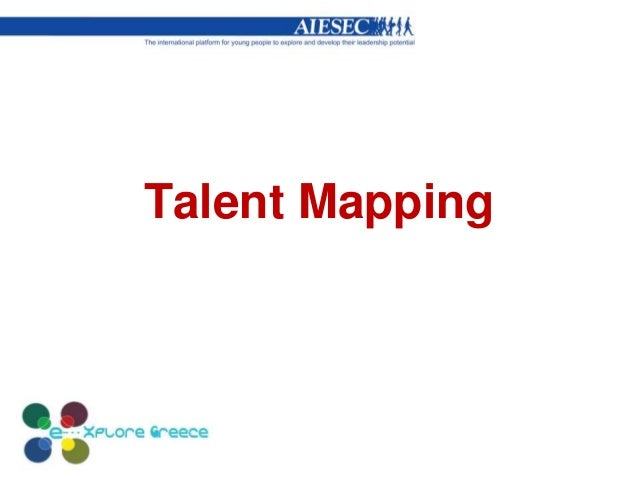 Talent Mapping
