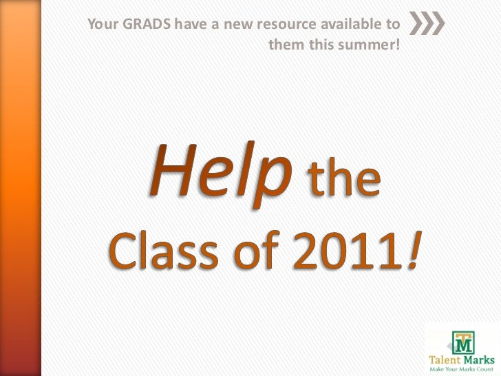 Your GRADS have a new resource available to                        them this summer!