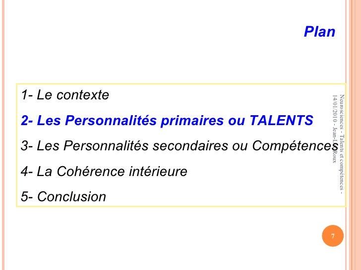 talents et comp u00e9tences