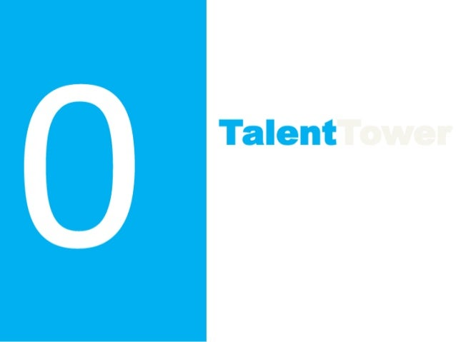 Talent tower story short