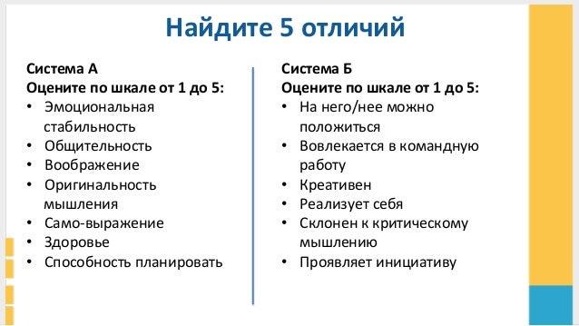 Оцените  по  шкале  от  1  до  5:     • Эмоциональная   стабильность   • Общительность     • ...
