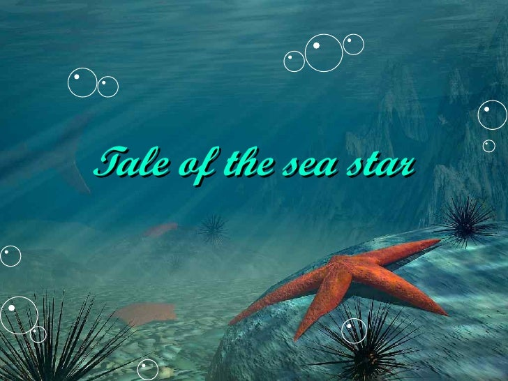 Tale of the sea star