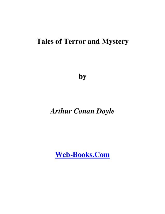 Tales of Terror and Mystery by Arthur Conan Doyle Web-Books.Com