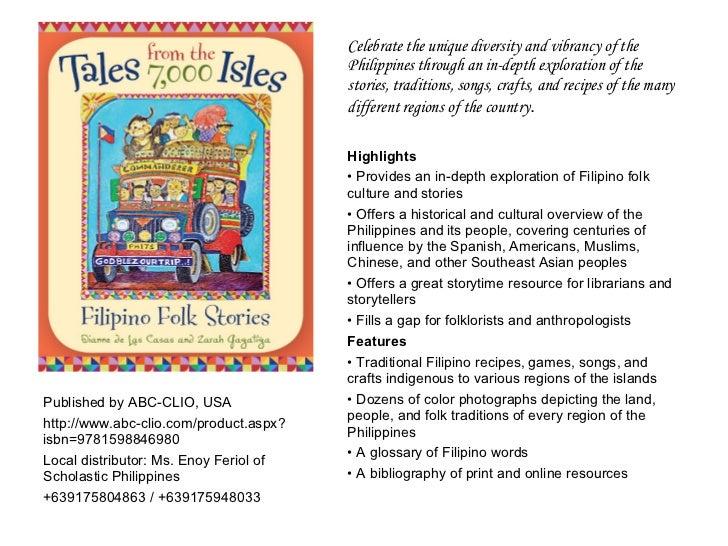Tales flyer