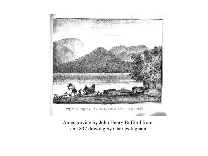An engraving by John Henry Bufford from  an 1837 drawing by Charles Ingham