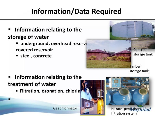 ... Information/Data Required Polyaluminium Chloride Chlorine Gas; 43.  sc 1 st  SlideShare & Tales from the Sewer: The Story of Collection Disinfection Storage u2026