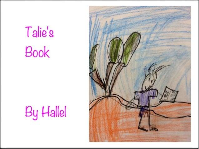 Talia's book