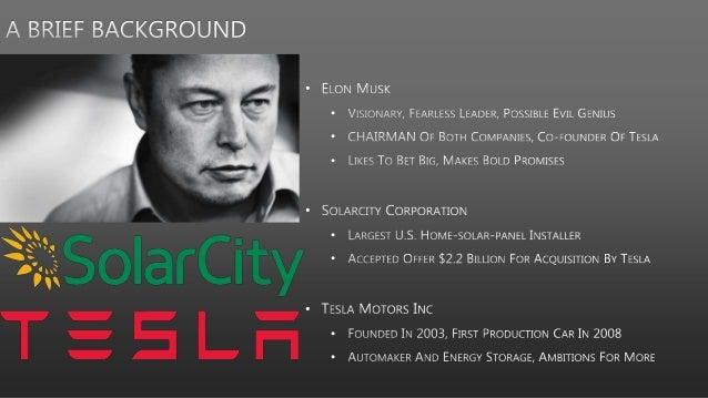Elon Musk S Vision For Tesla Solar Energy For The Home
