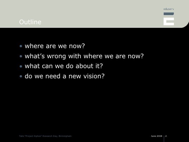 Web 2.0 and repositories - have we got our repository architecture right? Slide 2