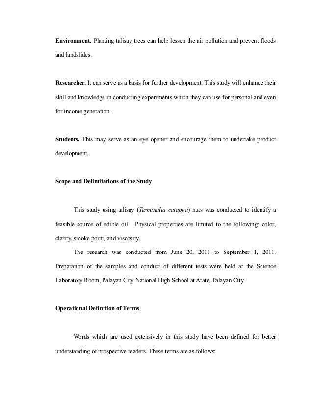 investigatory project file