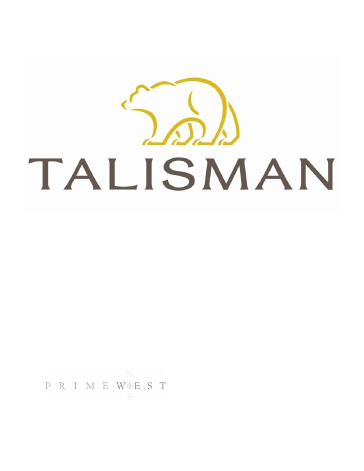 "Talisman ""A Private Mountain Ranch & Golf Community""     DEVELOPMENT DESCRIPTION  Talisman is a 1,822 acre master planned,..."