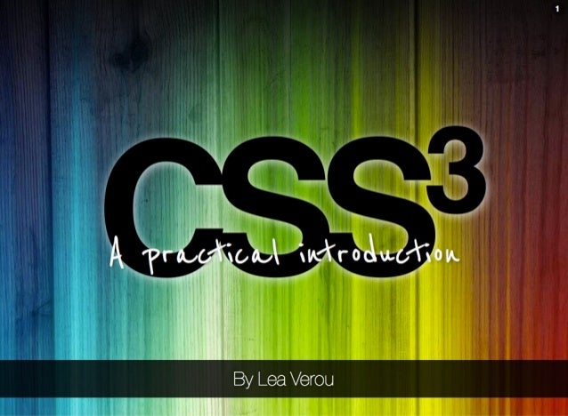 CSS3: A practical introduction (FT2010 talk)