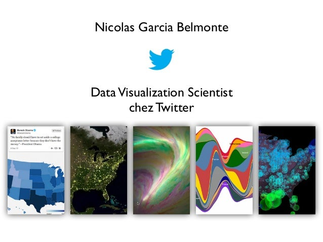 La visualisation de données comme outil pour découvrir et partager des idées sur le Web Slide 2