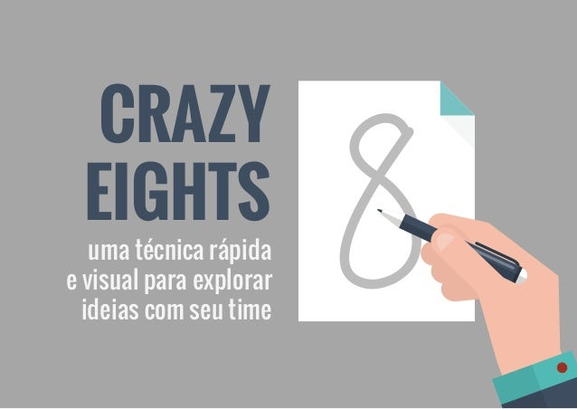 CRAZY EIGHTS 8uma técnica rápida e visual para explorar ideias com seu time