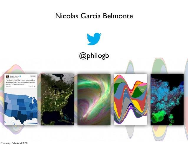 Exploring Web standards for data visualization Slide 2