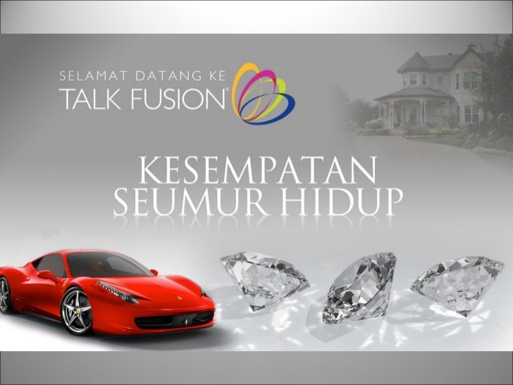 TALK FUSION IS THE     ANSWER