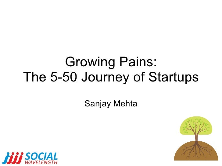 Growing Pains: The 5-50 Journey of Startups Sanjay Mehta