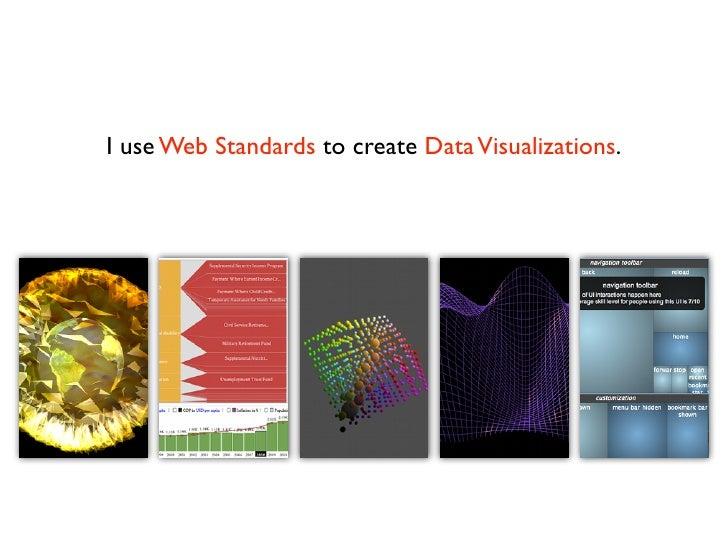 New Tools for Visualization in JavaScript - Sept. 2011 Slide 2